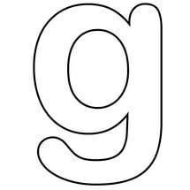 Letter g crafts preschool and kindergarten click for other letter crafts spiritdancerdesigns Choice Image