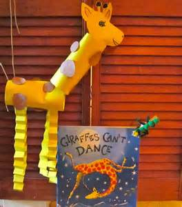 giraffe dance craft