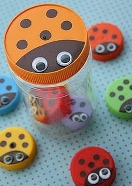 ladybug activities and craft  for preschool