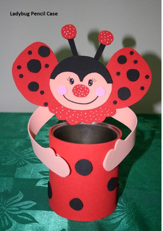 ladybug craft idea for kids