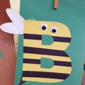 letter b crafts for bee
