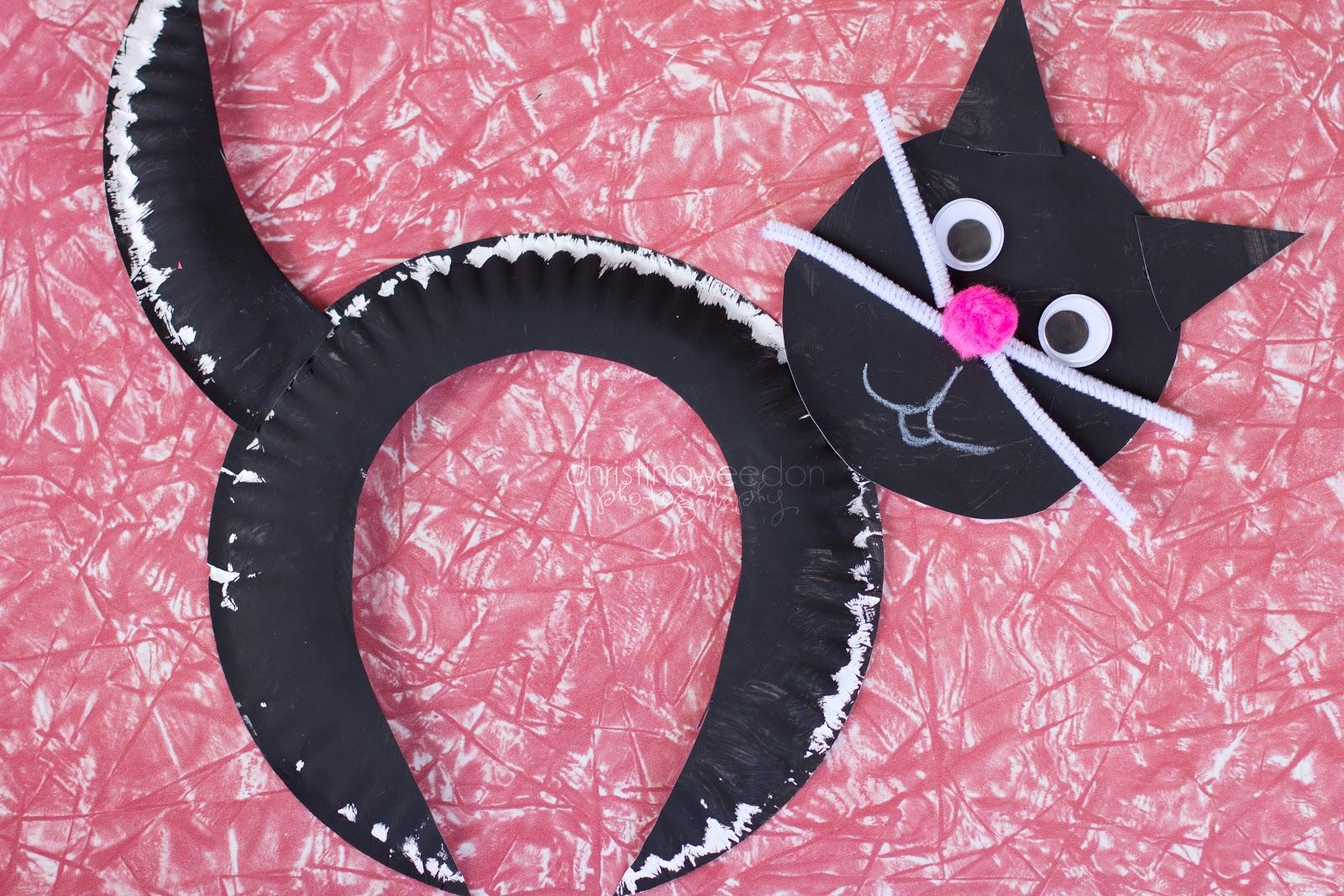 Letter c crafts for preschool preschool and kindergarten for Cat art and craft