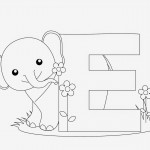 letter- e -printable-coloring-pages-for-preschool