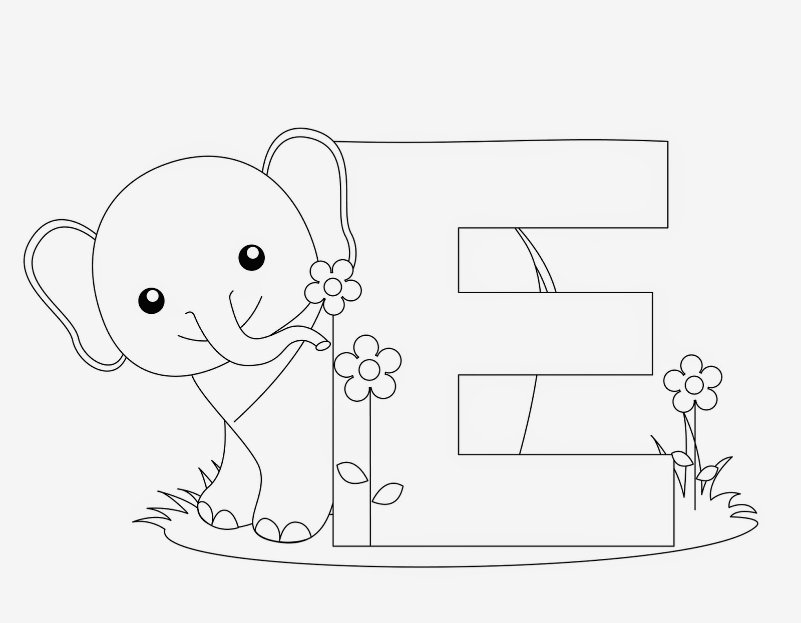 letter j coloring pages preschool and kindergarten