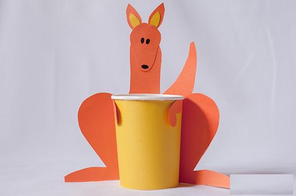 letter-k-animal-craft-kangaroo