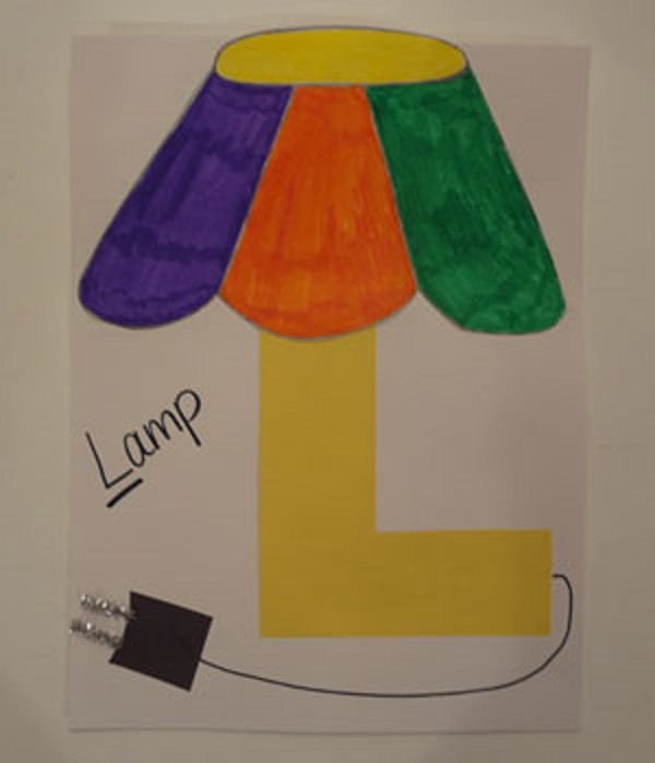 Letter L Crafts - Preschool Crafts
