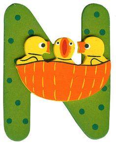 letter n crafts for preschool