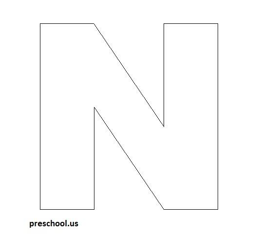 letter-n-template-for-kids