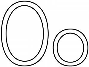letter o coloring-pages for preschool