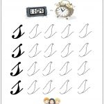 letter s worksheets for kindergarden