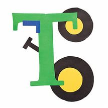 letter t craft ideas for kis