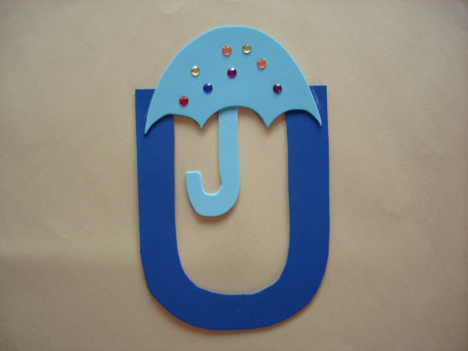 Letter U Crafts on Letter U Worksheets For Preschoolers
