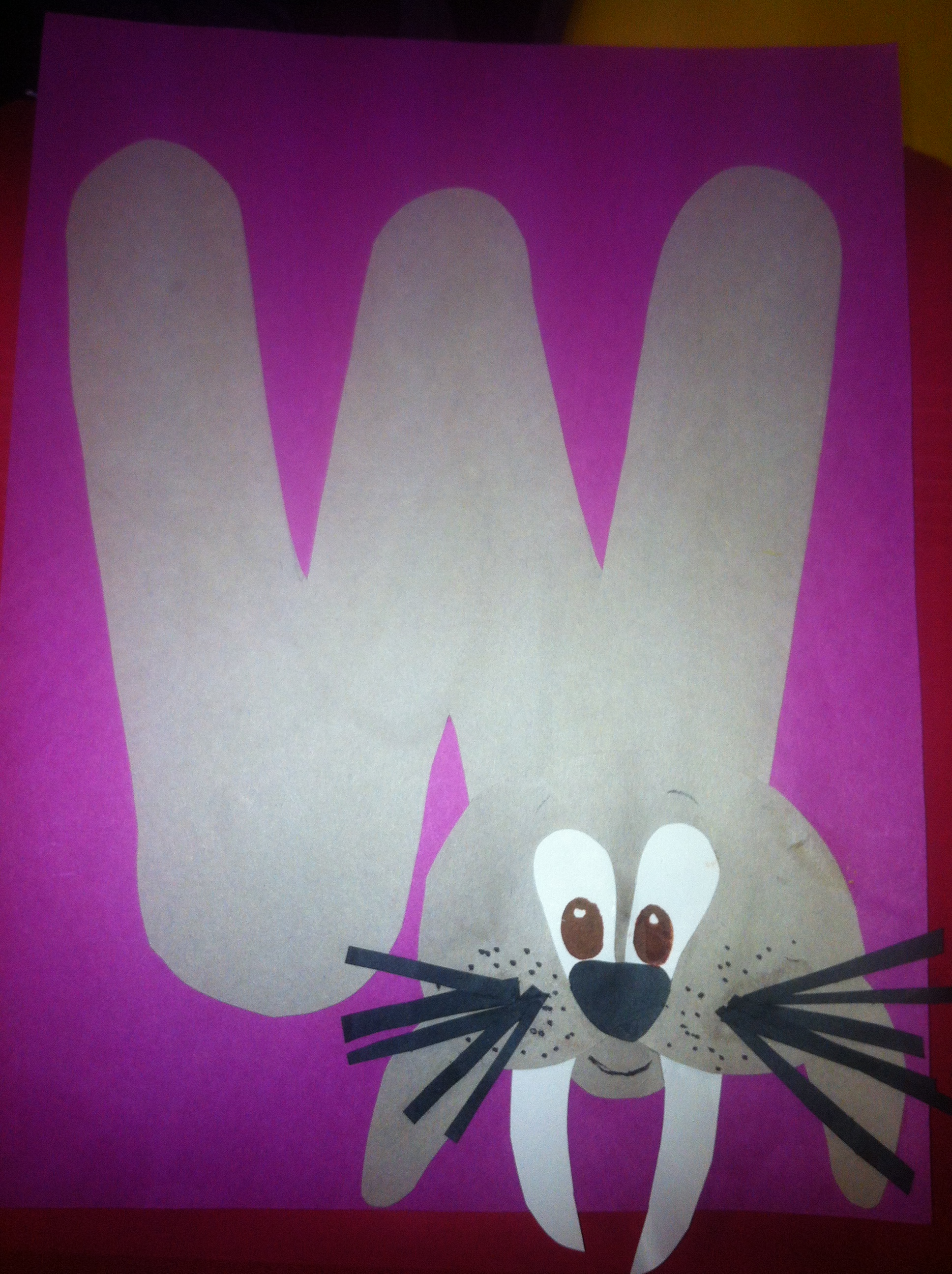Letter w crafts for Arts and craft letters