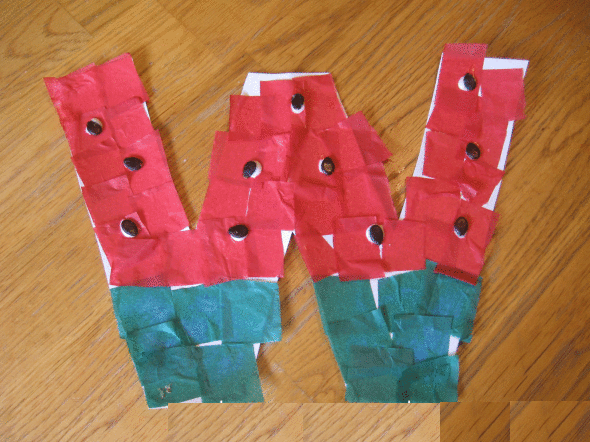 Preschool Craft Ideas For Letter J