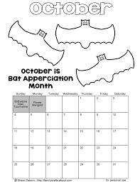 month of the year coloring pages october