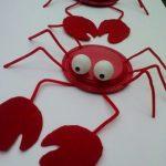 plastic-plates-crab-craft-idea-for-kids