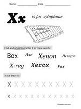 preschool-alphabet-letter-x-worksheets