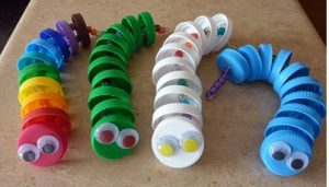 preschool caterpillar activities