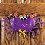 preschool crab bag craft idea