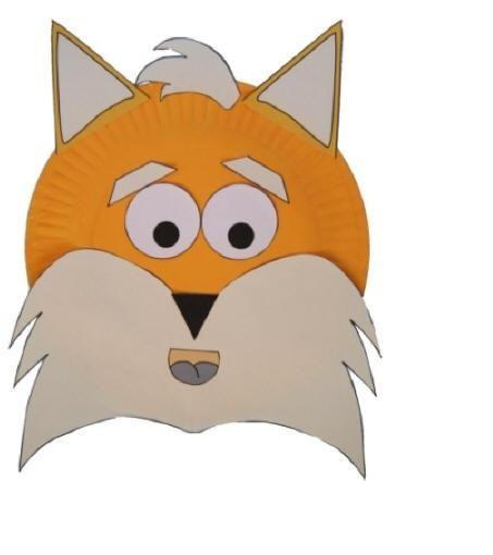 preschool fox craft ideas