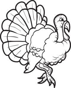 -realistic-turkey-coloring-page