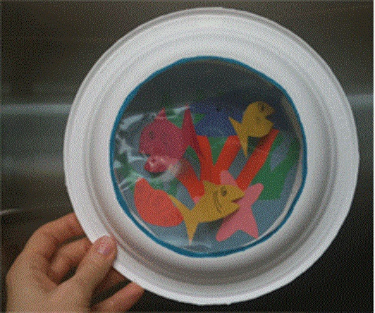 sea animals crafts for kids