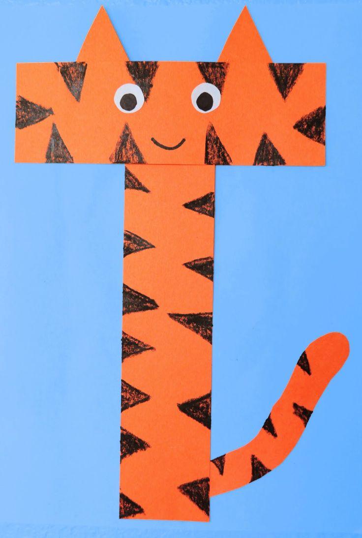 letter t crafts preschool and kindergarten. Black Bedroom Furniture Sets. Home Design Ideas