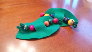 very hungry caterpillar craft idea for kids