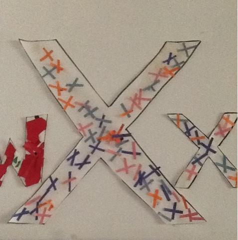 Letter X Crafts For Preschool Letter x crafts - Pres...