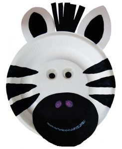 Free Zebra Templates For Animal Crafts Archives Preschool Crafts