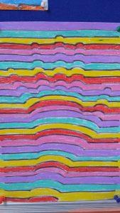 Hand Print Art Activitie