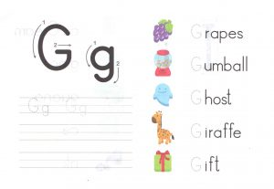 alphabet-capital-and-small-letter-G-g-worksheet-for-kids