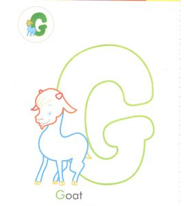 alphabet-letter-g-goat-coloring-page-for-preschool