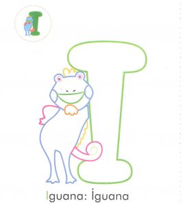 alphabet-letter-i-I-iguana-coloring-page-for-preschool