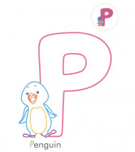 alphabet-letter-p-penguin-coloring-page-for-preschool