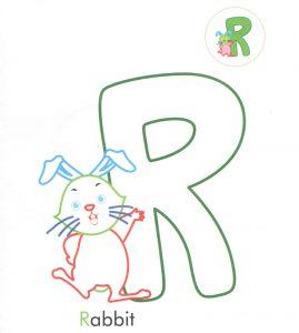 alphabet-letter-r-rabbit-coloring-page-for-preschool