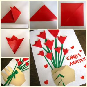 Mother 39 s day crafts for preschool preschool and kindergarten for Mother s day projects for preschoolers