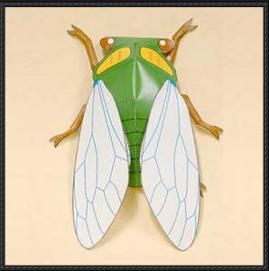 Cicada crafts ideas for kids