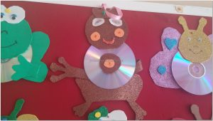 cd crafts for kids