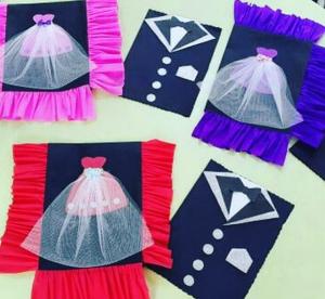 cover craft idea for school report