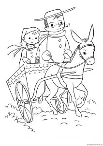 father's day coloring pages for kid
