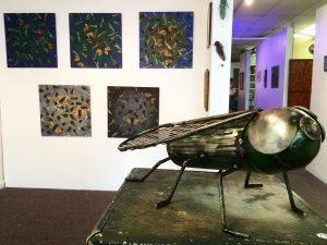 free cicadas crafts idea for kid