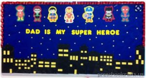 happy-father-days-bulletin-board-idea