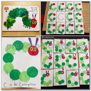 letter c crafts for firstgrade