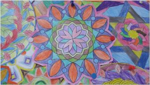 mandala art activities ideas for bulletin board
