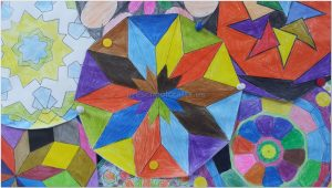 mandala bulletin boards ideas for first grade
