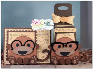 monkey crafts for children