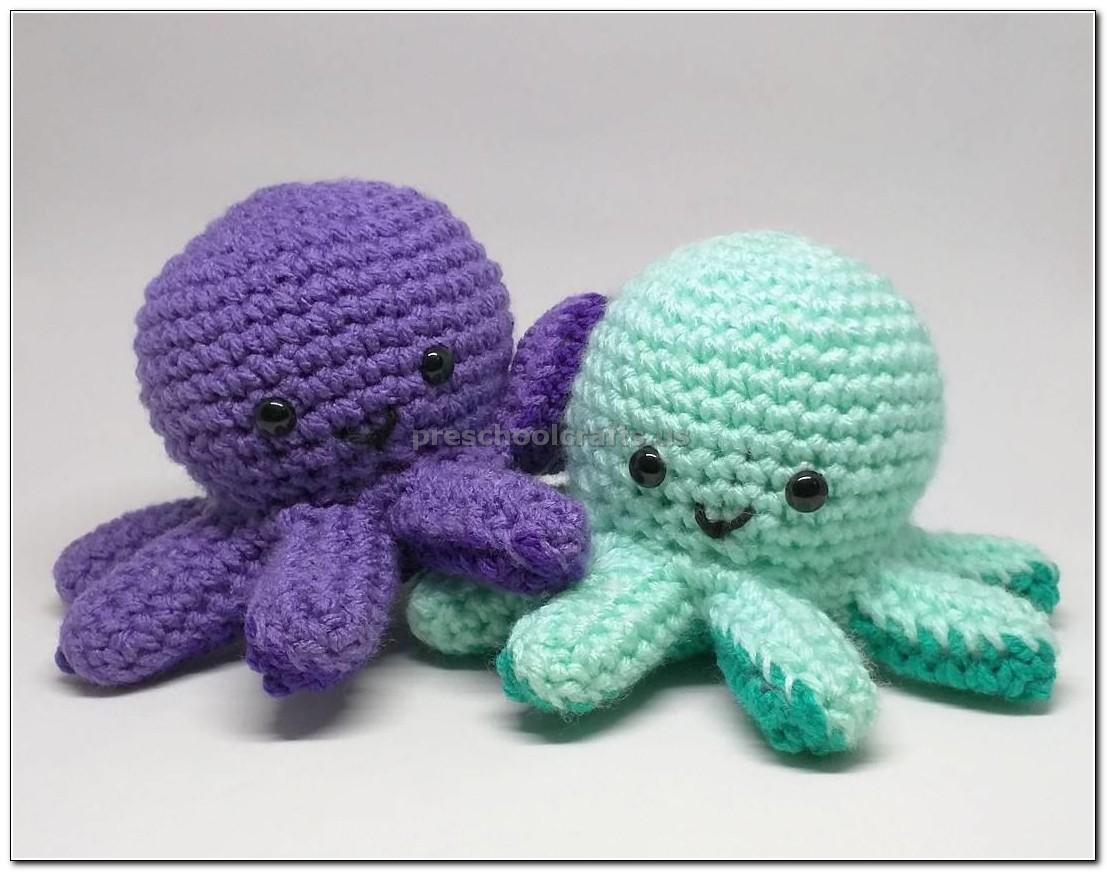 octopus crafts ideas for kids preschool and kindergarten
