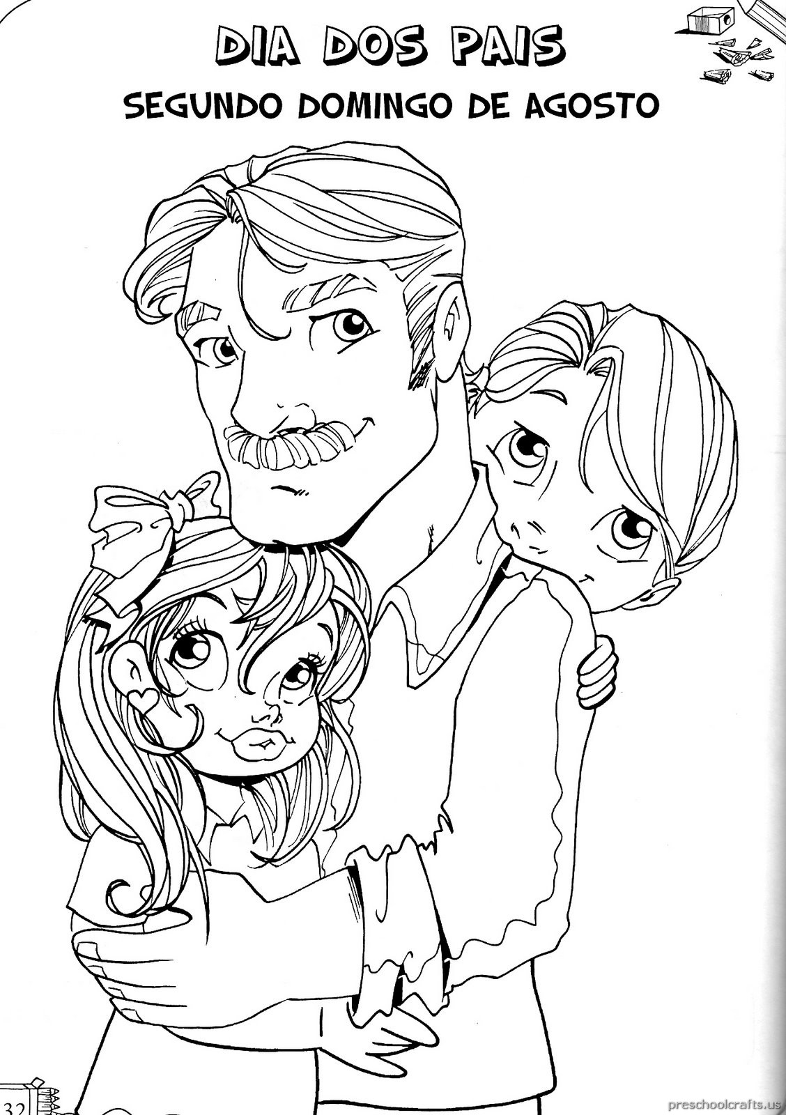 fathers day coloring pages for kids - printable father 39 s day coloring pages for kids preschool