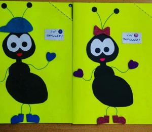 school report card crafts idea